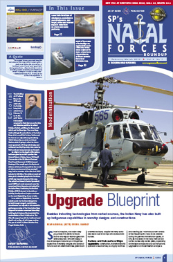 SP's Naval Forces ISSUE No 01-2010