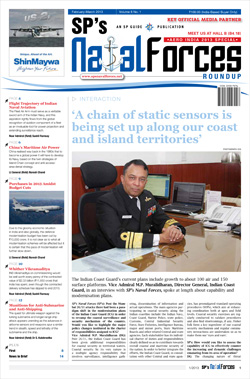 SP's Naval Forces ISSUE No 01-2013