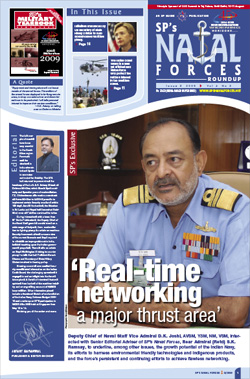SP's Naval Forces ISSUE No 03-2009