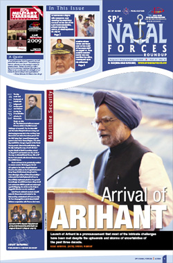 SP's Naval Forces ISSUE No 04-2009