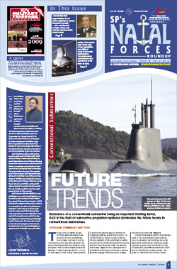 SP's Naval Forces ISSUE No 05-2009