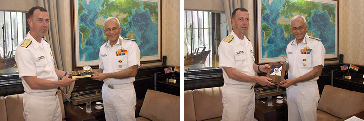 Admiral John Michael Richardson, Chief of Naval Operations
